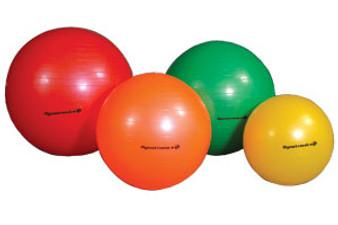 Dyna 45cm Yellow Anti-Burst Exercise Ball
