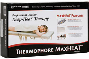 Thermophore MaxHeat Large Deep-Heat Therapy Pad