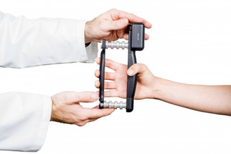 Wireless Grip Strength Testing Hand Dynamometer from JTech Medical