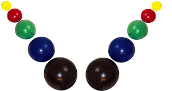 Cando MVP Balance System 10-Ball Set
