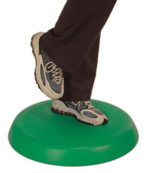 Green Aerobic Pad