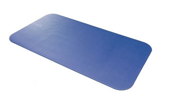 Airex Exercise Mat - Fitness 120 (Blue, 48 x 23 x 0.6 inches)