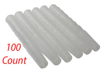 Disposable Mouthpieces for Economy Buhl Spirometer - Pack of 100