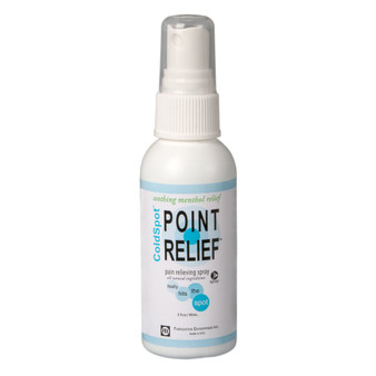 Point Relief Coldspot Lotion (2 oz spray bottle, 144-piece pack)