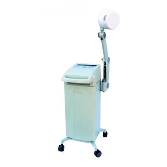 The Auto*Therm 391 is a pulsed and continuous shortwave diathermy model that is portable.
