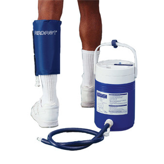 AirCast CryoCuff for Calf with Gravity Feed Cooler