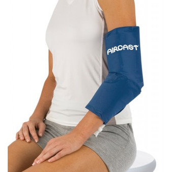 AirCast CryoCuff for Elbow with Gravity Feed Cooler