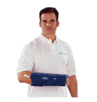AirCast CryoCuff for Hand/Wrist with Gravity Feed Cooler