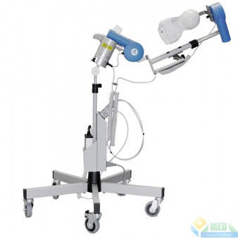 E2 elbow CPM unit has full range of motion capabilities (pronation, supination, flexion, extension).