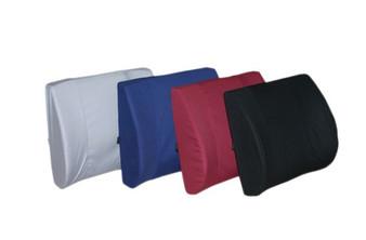 Lumbar Support Pillow (Foam, 14 x 13 x 13 inches)