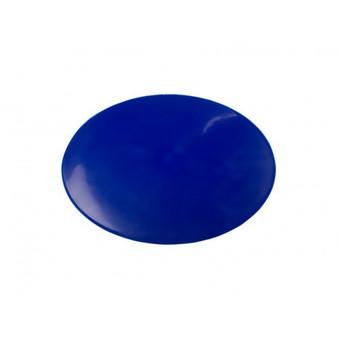 Dycem Non-Slip Circular Pad (Blue, 8 1/2 inches)