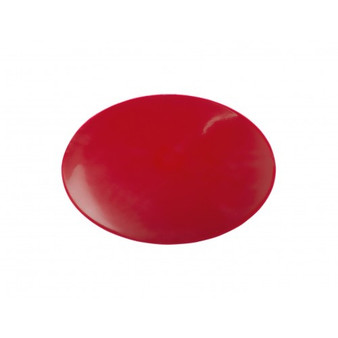 Dycem Non-Slip Circular Pad (Red, 8 1/2 inches)