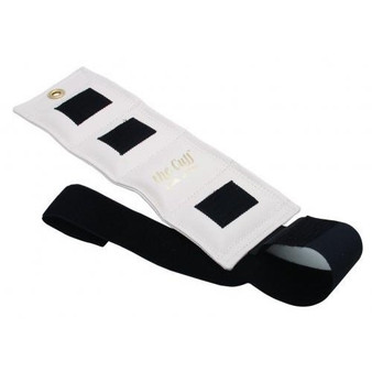 Original Cuff Ankle and Wrist Weight (White, 0.25 lbs)