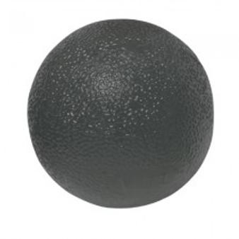 CanDo® Gel Squeeze Ball - Standard Circular - Black - X-Heavy