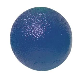 CanDo® Gel Squeeze Ball - Standard Circular - Blue - Heavy
