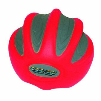 CanDo® Digi-Squeeze® hand exerciser - Large - Red, light