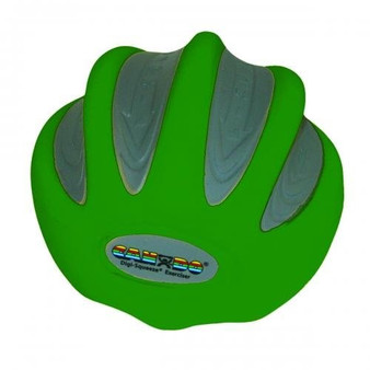 CanDo® Digi-Squeeze® hand exerciser - Medium - green, moderate