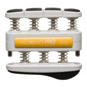 CanDo® PRO® hand exerciser - Yellow, x-light