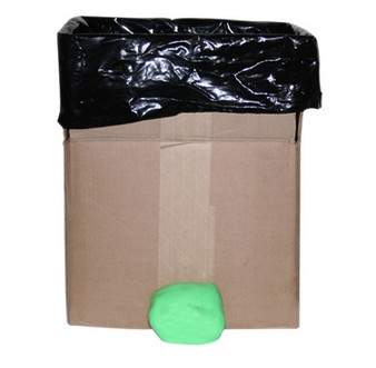 CanDo® Antimicrobial Theraputty® Exercise Material - 50 lb - Green - Medium