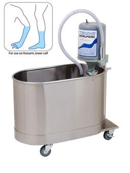 Whitehall E-15-M Mobile 15 Gallon Extremity (Arm/Leg) Whirlpool
