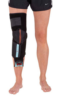 Lower Extremity Wrap - Knee Articulated - One Size for Game Ready Cold Compression Unit