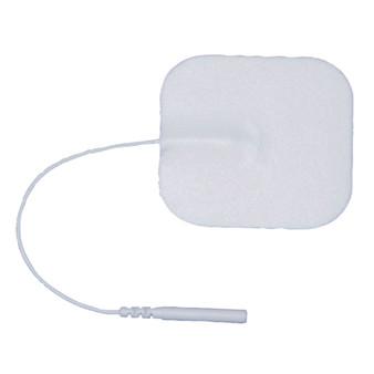 AdvanTrode Elite Electrode 2-Inch Square White Foam