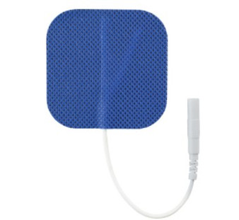 reusable blue cloth electrodes