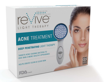 Deep Penetrating Light Therapy  Helps Prevent Acne Flare Ups