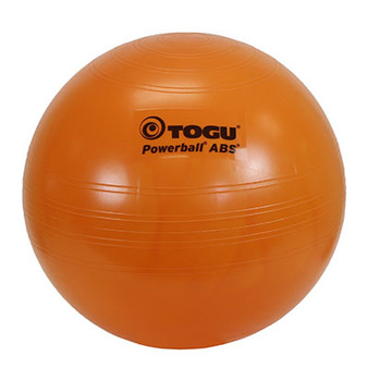 TOGU® Powerball® ABS®, 55 cm (22 in), orange