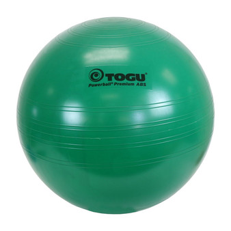 TOGU® Powerball® Premium ABS®, 65 cm (26 in), green