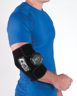 Fits Left or Right elbow, forearm, wrist, biceps/triceps, small knee, small thigh, Calf, or Shin.