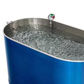 S Series 110 Gallon Stationary Cold Therapy Tank w/o turbine