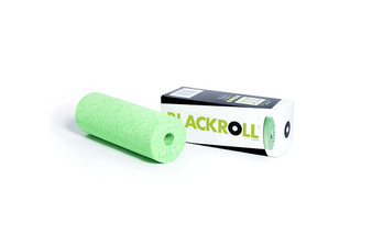 "BLACKROLL® MED, 18"" x 6"" Roll, White/Green"