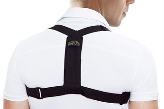 instant correction of posture to increase your oxygen uptake and give you more energy and upper body