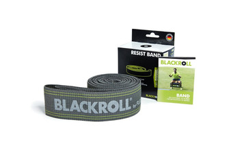 """Resist Band, Strong Intensity, 70"""", Grey"""
