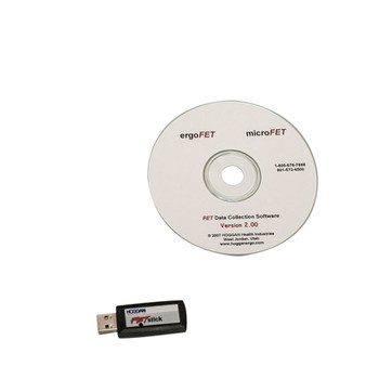 Hoggan MicroFet 2 Data Collection Software  (SN required when ordering)