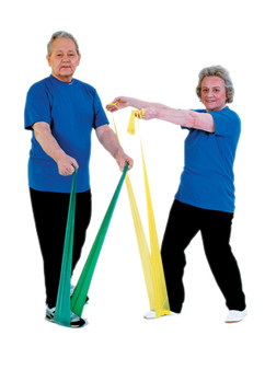 Shop variety of 6 Yard Rolls of TheraBand Exercise Band Available