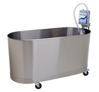 Whitehall Sports 110 gallon mobile whirlpool