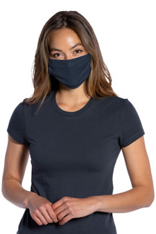 Navy Blue 100% Cotton Face Mask for Women Bulk Pack of 500
