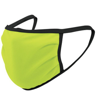 Safety Green Youth 3-Ply Washable Face Mask
