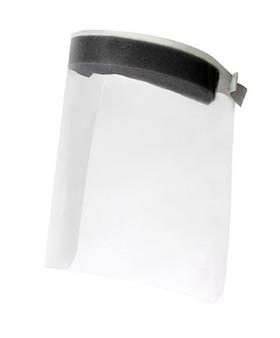 Medical Grade Face Shield, Case of 10