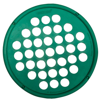 "CanDo Hand Exercise Web - Low Powder - 7"" Diameter - Green - Medium"