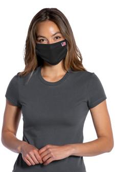 Black USA made Facemask