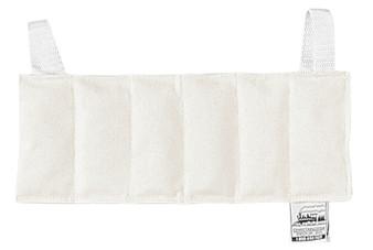 "Hydrocollator Moist Heat Pack - half size - 5"" x 12"" Pack of 12"