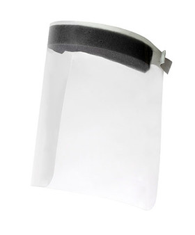 Medical Grade Face Shield, Case of 80