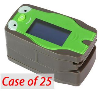 Baseline Pediatric Fingertip Pulse Oximeter, Case of 25
