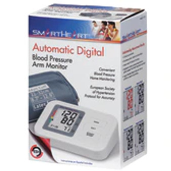 Auto Inflate Blood Pressure Cuff and Pulse with case in box