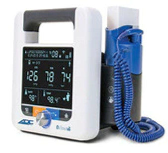 AdView 2 Diagnostic Station | Includes Blood Pressure and Temperature Modules