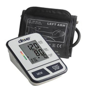 Upper Arm Economy Blood Pressure Monitor with Case