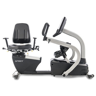 Spirit CRS800S Recumbent Stepper Machine | ProHealthcareProducts.com